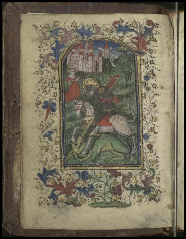 Contenu du Les livres d'heures manuscrits et imprimés de Limédia