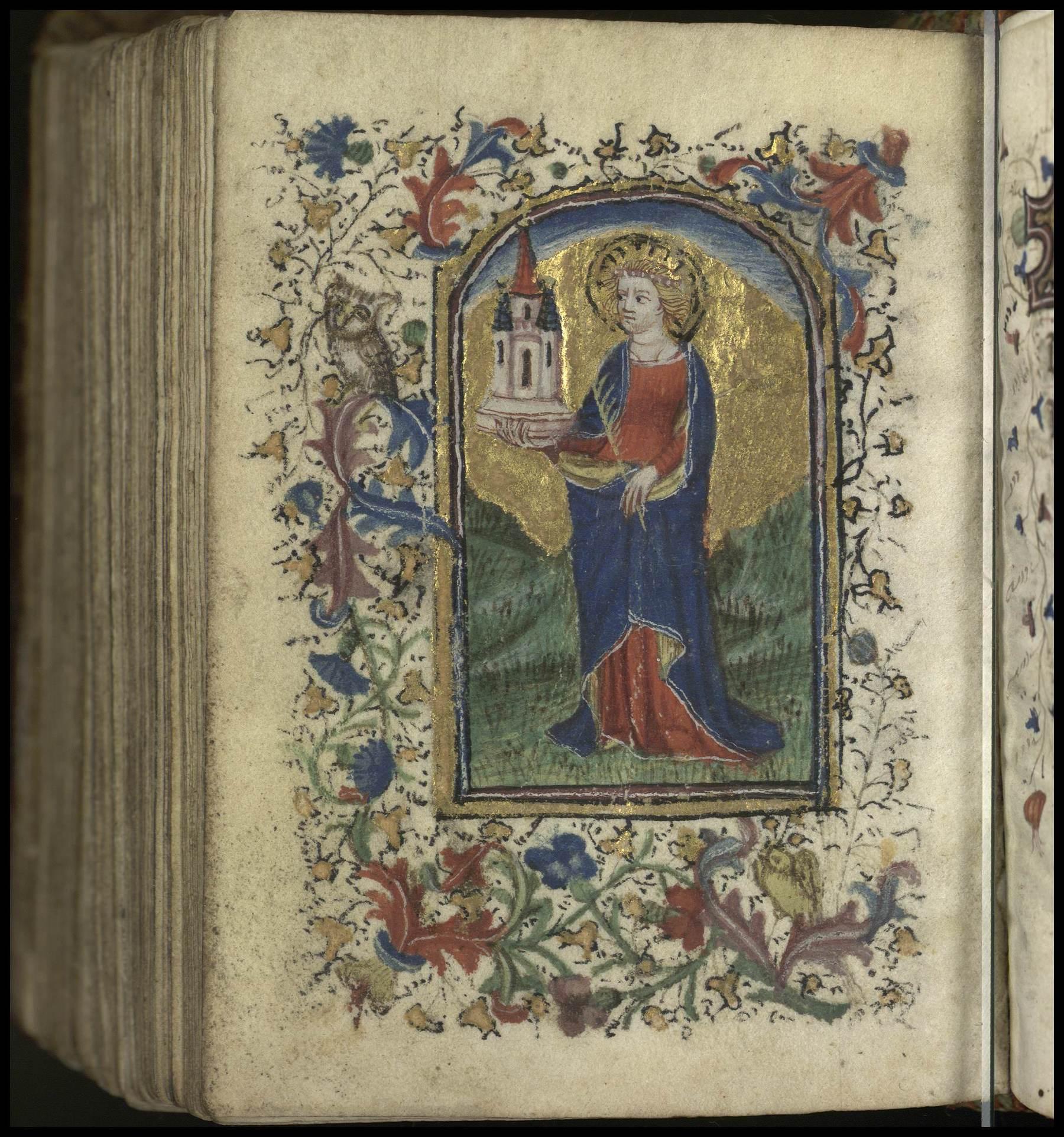 Contenu du [Sainte Barbe]