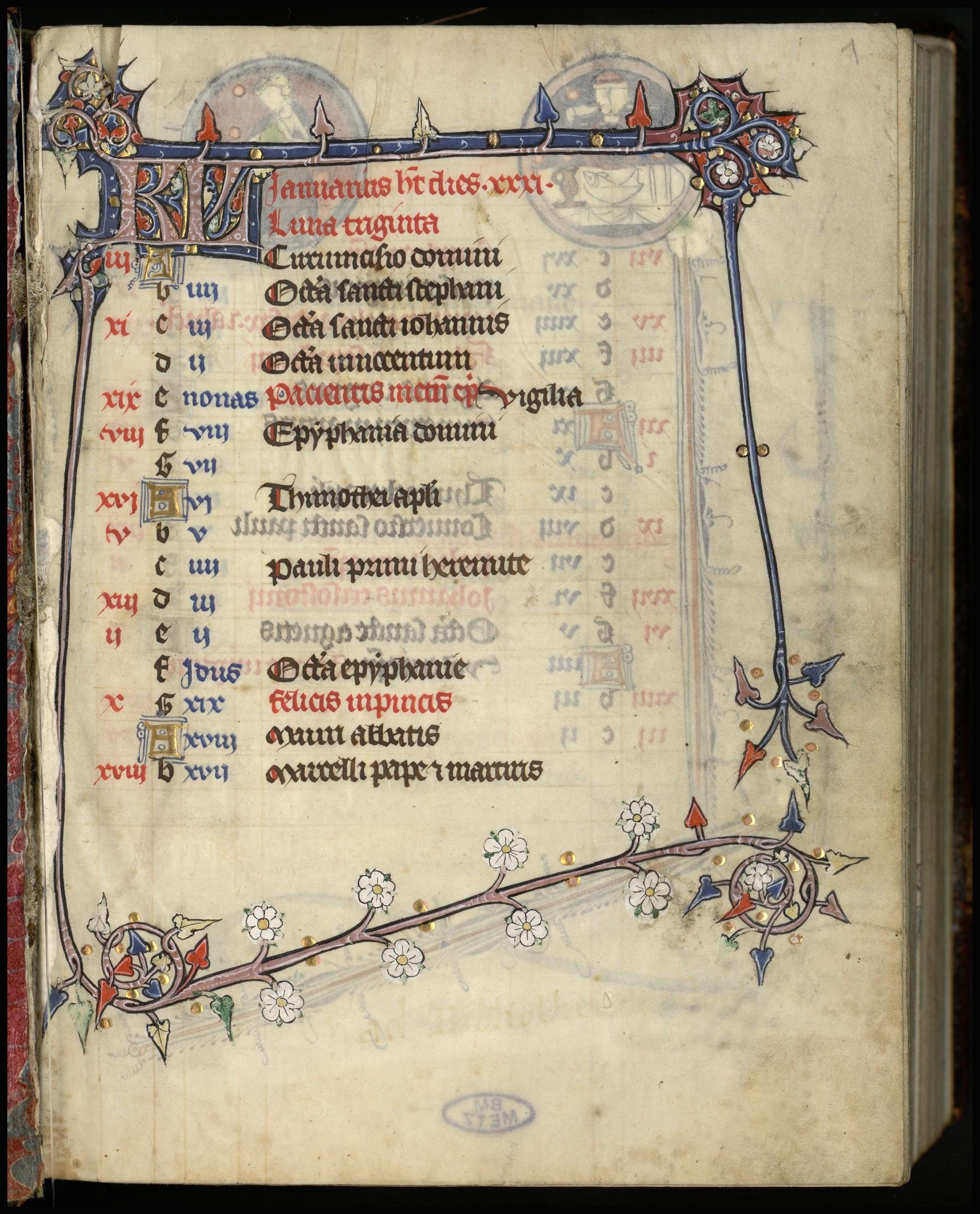 Contenu du Janus et le Verseau