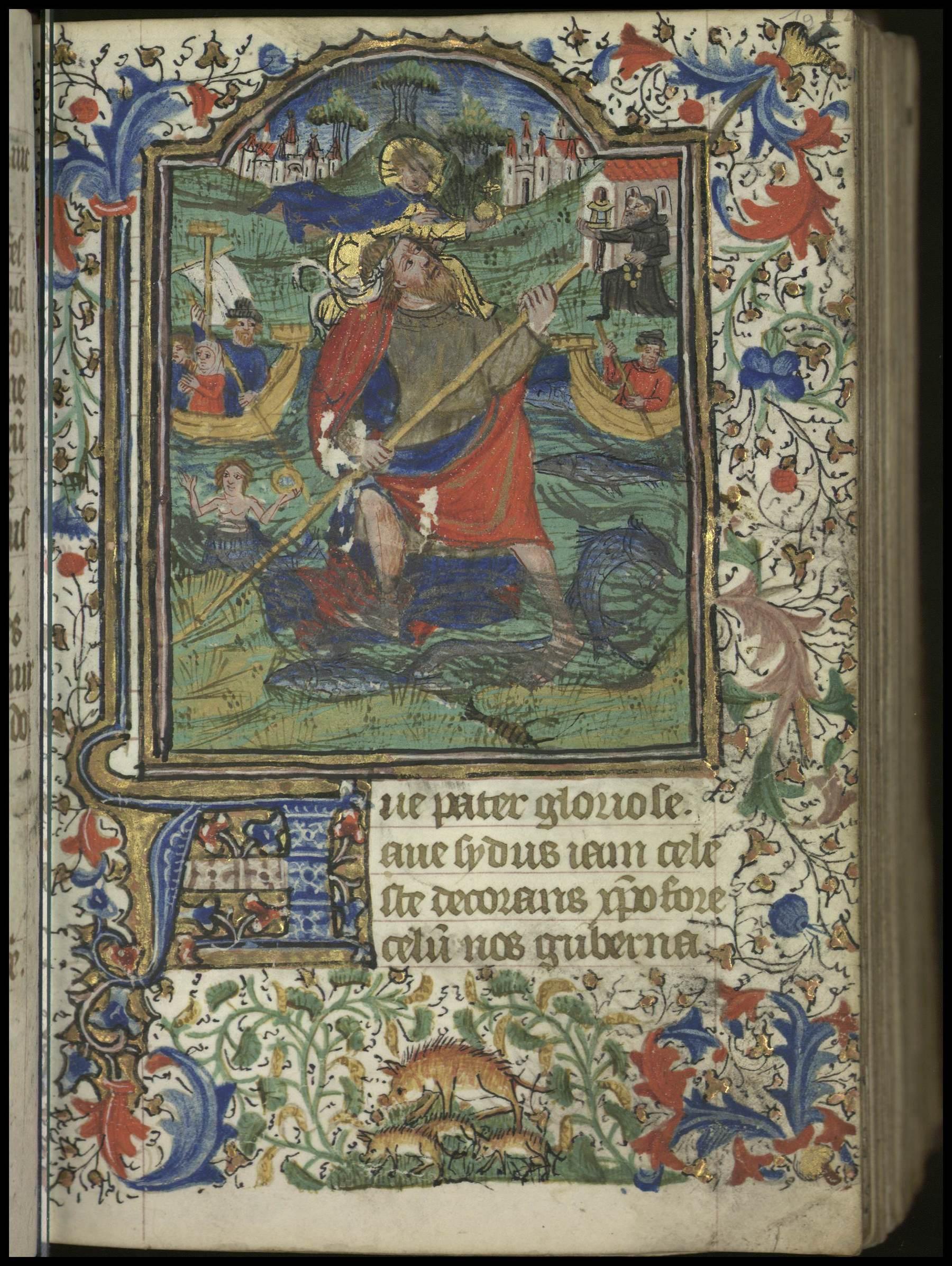 Contenu du [Saint Christophe]