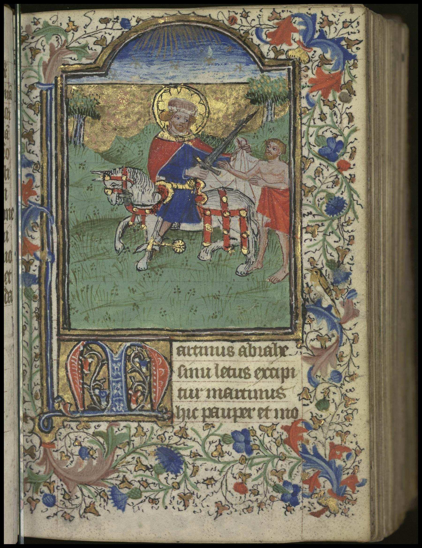 Contenu du [Saint Martin]