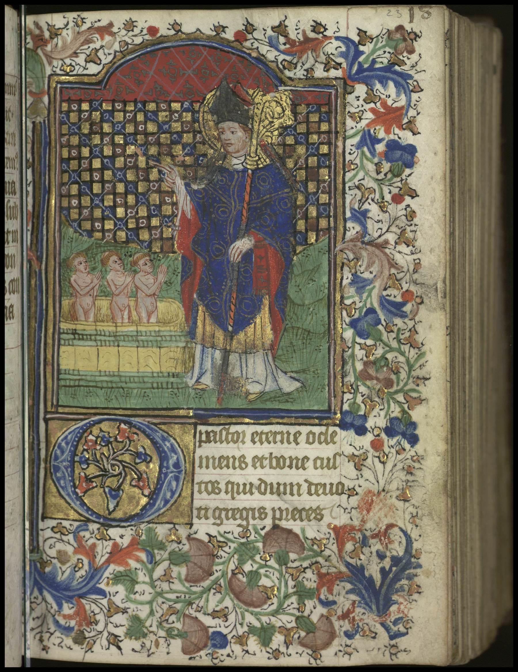 Contenu du [Saint Nicolas]