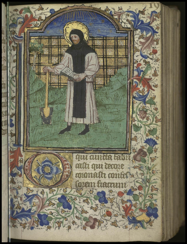 Contenu du [Saint Fiacre]