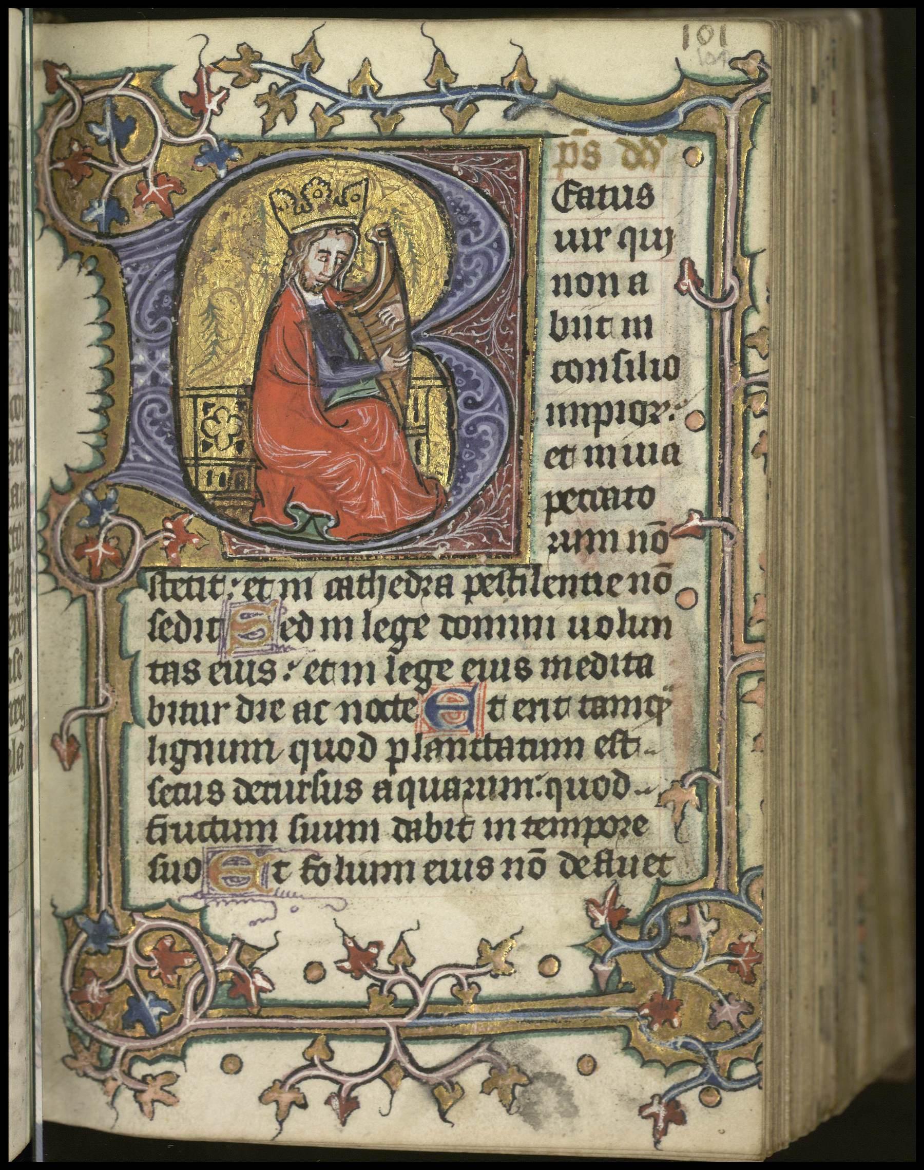 Contenu du Psaume 1