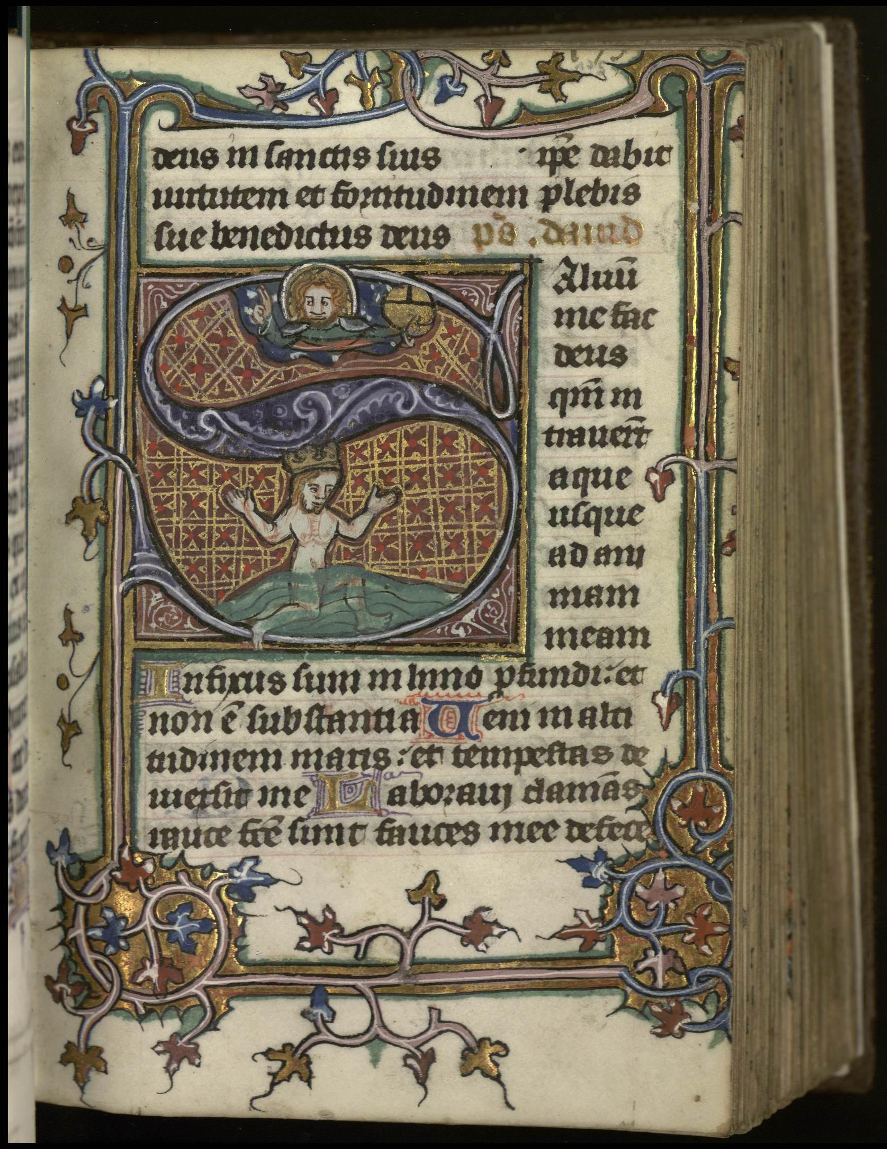 Contenu du Psaume 68