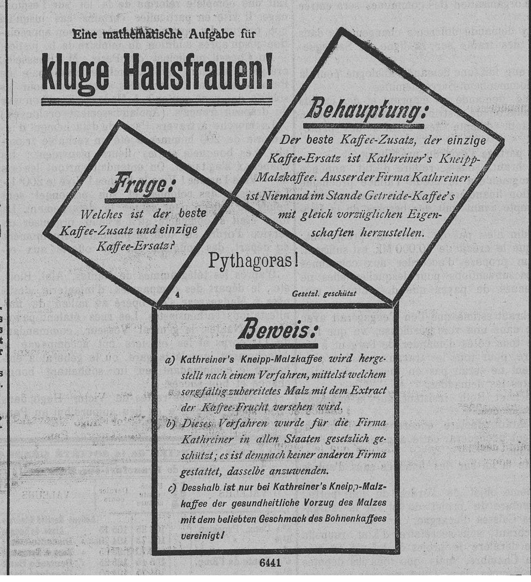 Contenu du Kluge Hausfrauen !