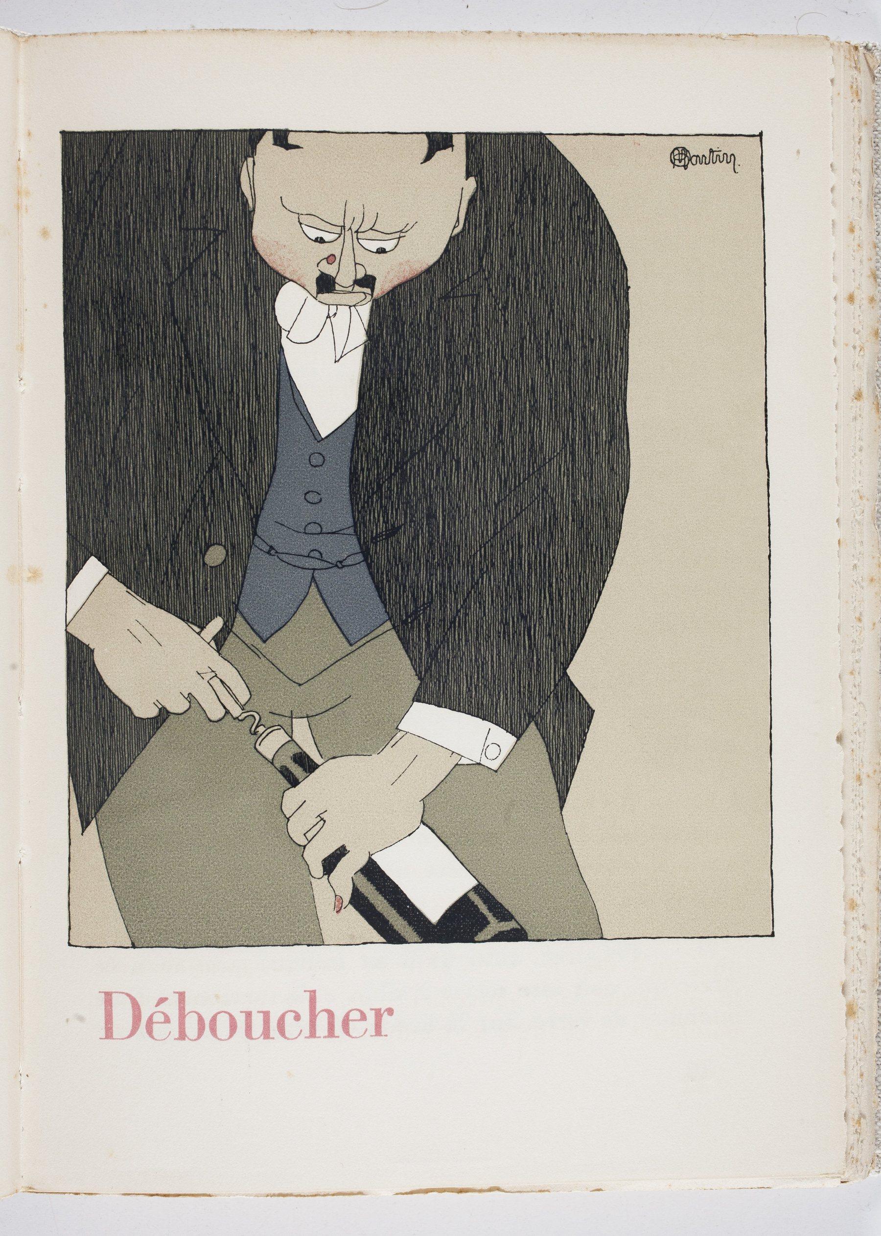 Contenu du Déboucher