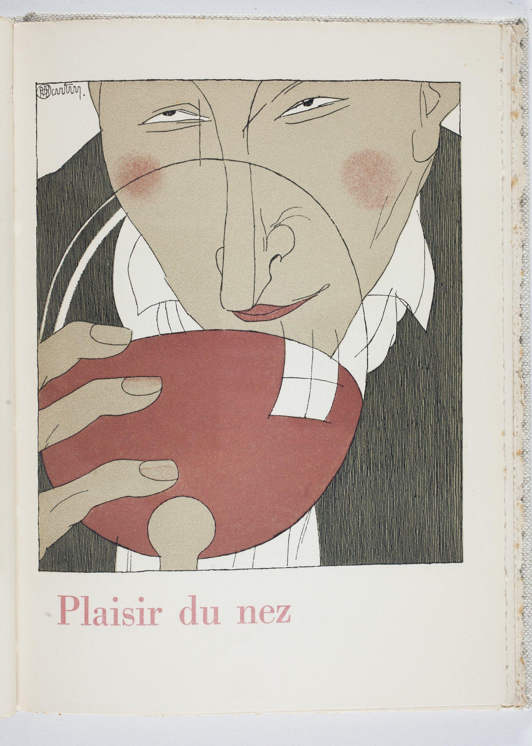 Contenu du Plaisir du nez