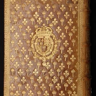 Contenu du La reliure et l'or