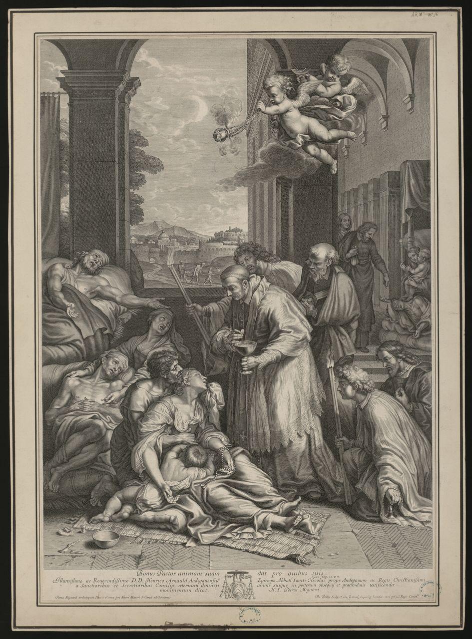 Contenu du Le vœu de 1631 de la Ville de Nancy