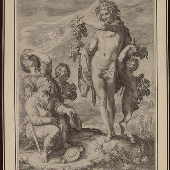 La collection des estampes des princes de Salm est en ligne