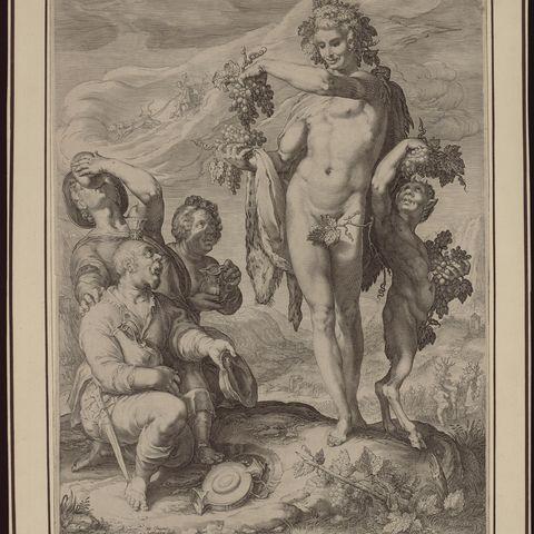 Contenu du La collection des estampes des princes de Salm est en ligne