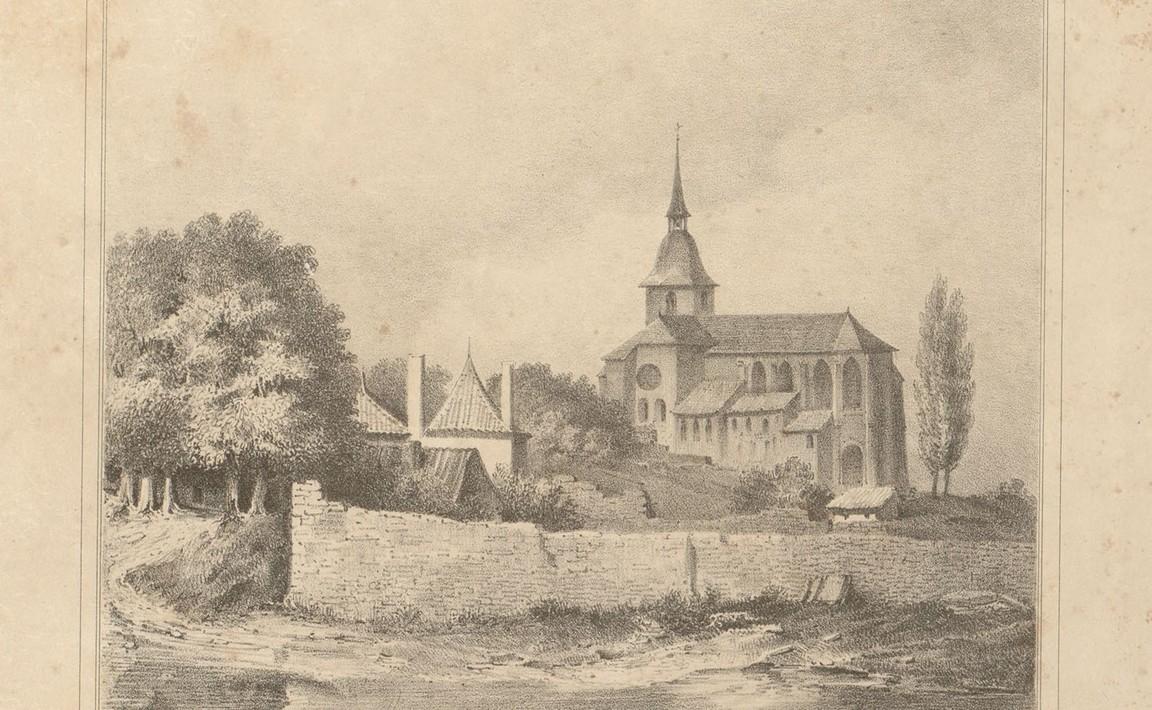 Contenu du L'église St Nicolas (à Neufchâteau)