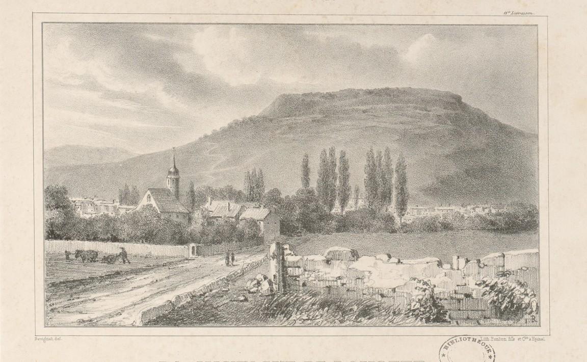 Contenu du La montagne de Lamotte