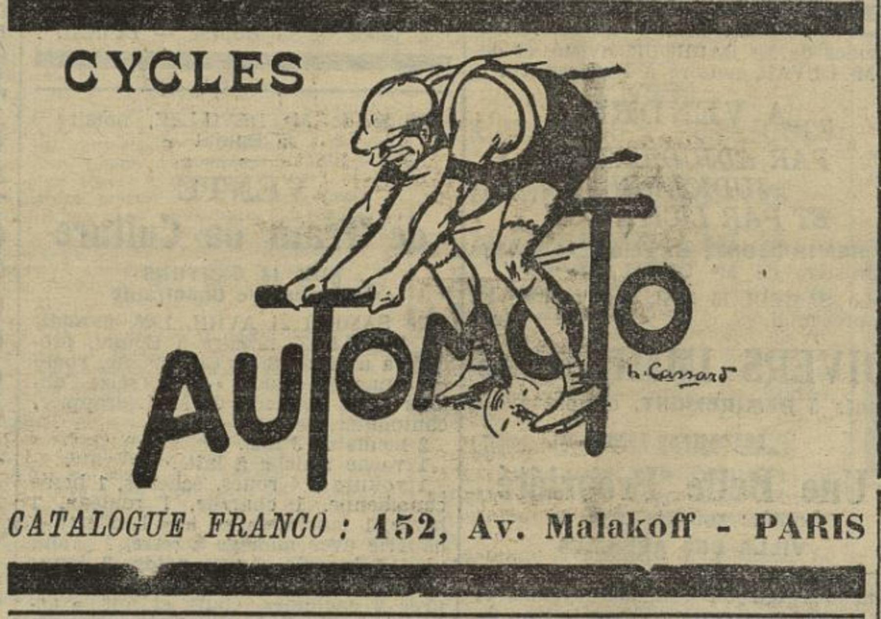 Contenu du Cycles Automoto