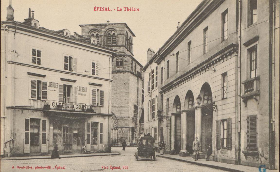 Contenu du Épinal, Le Théâtre