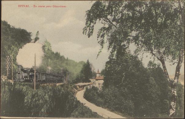 Contenu du De Bussang à Metz : découvrez les gares à l'orée du XXème siècle