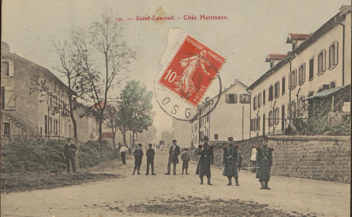 Contenu du Saint-Laurent, Cités Hartmann