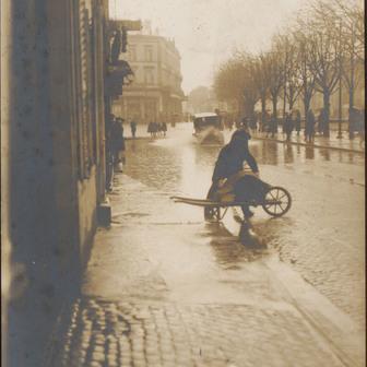 Cent ans après les terribles inondations de décembre 1919 et janvier 1920,…