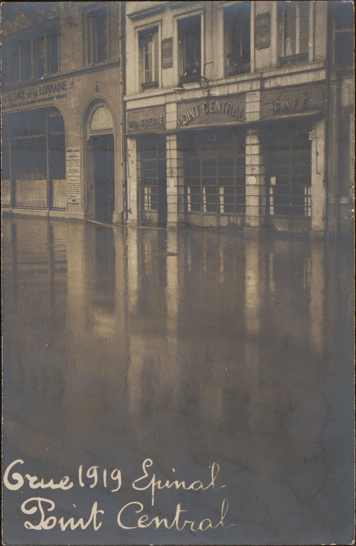 Contenu du Le déluge de la Saint-Crépin