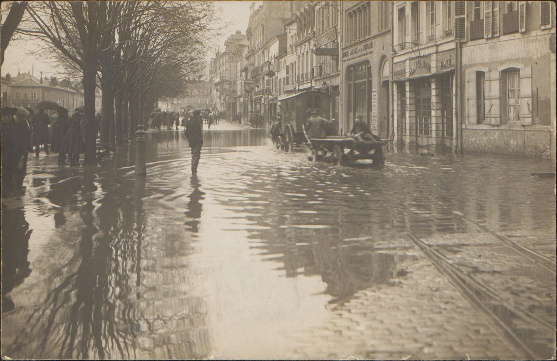 Contenu du [Crue 1919, Épinal]