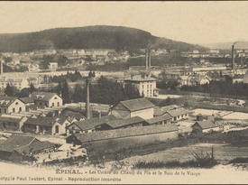 Contenu du Les vallées textiles des Vosges : la vallée de la Moselle et l'ouest des Vosges