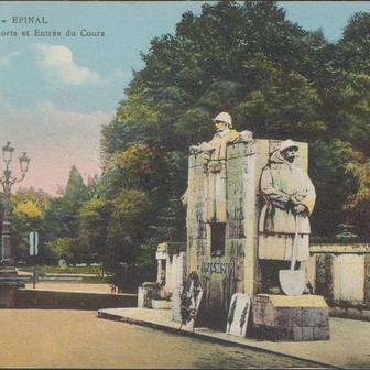 Les monuments aux morts de la Première Guerre mondiale