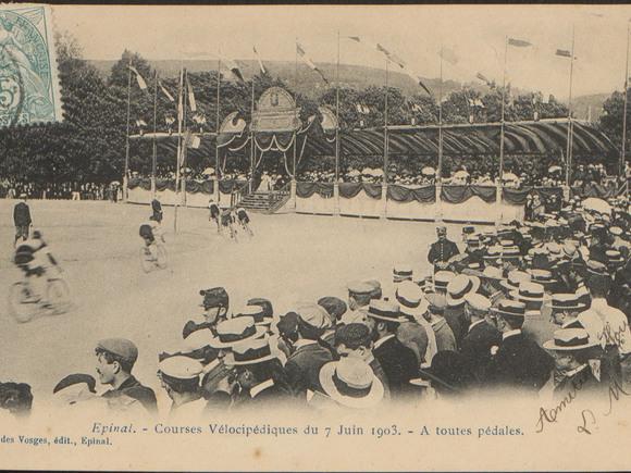 Le vélo vu par la presse lorraine au début du XXe siècle