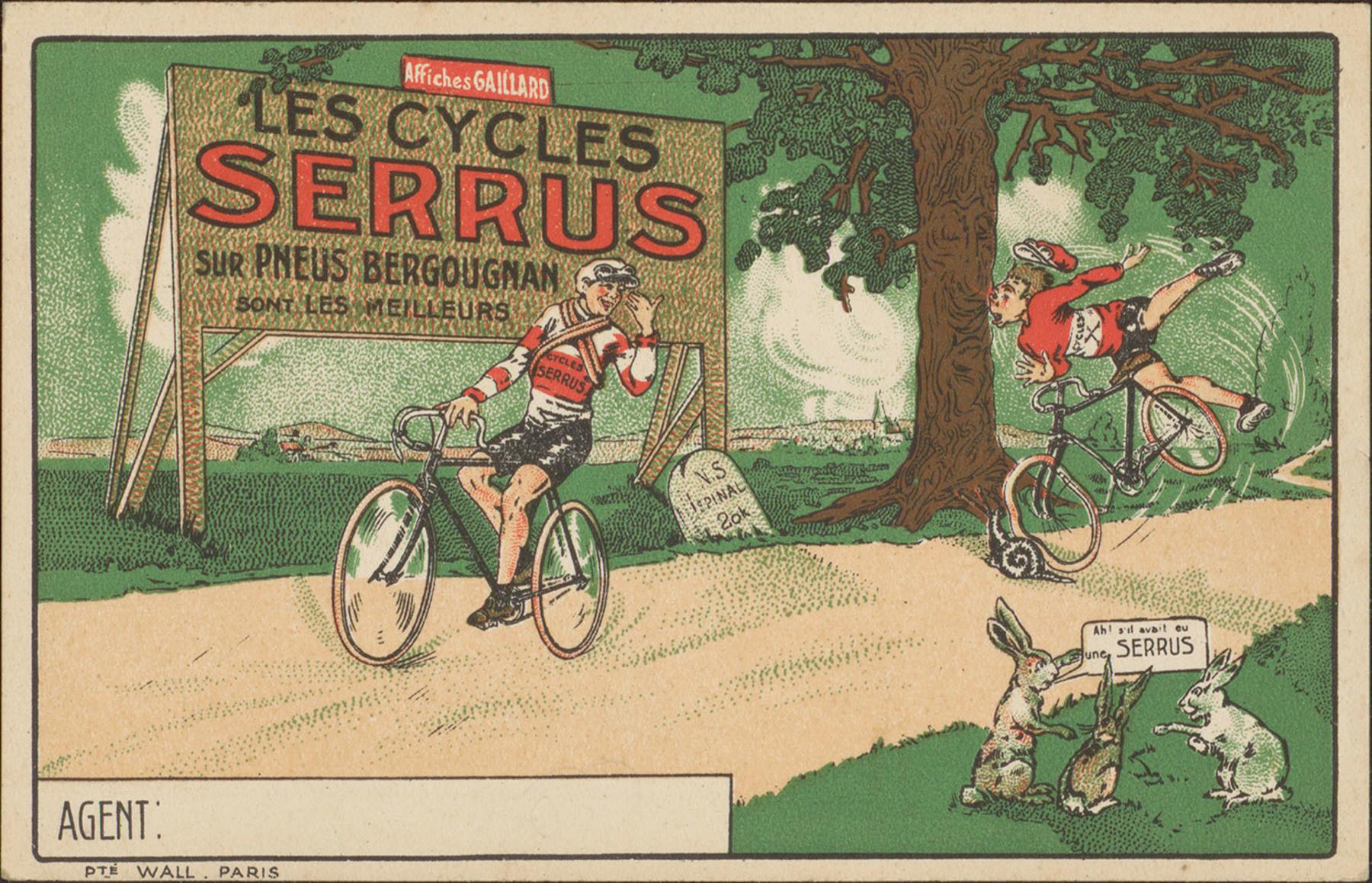 Contenu du Les Cycles Serrus sur pneus bergougnan sont les meilleurs
