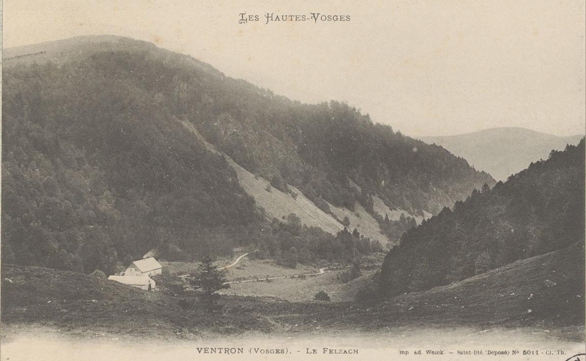 Contenu du Les Rochers de Meugeaux, Ventron