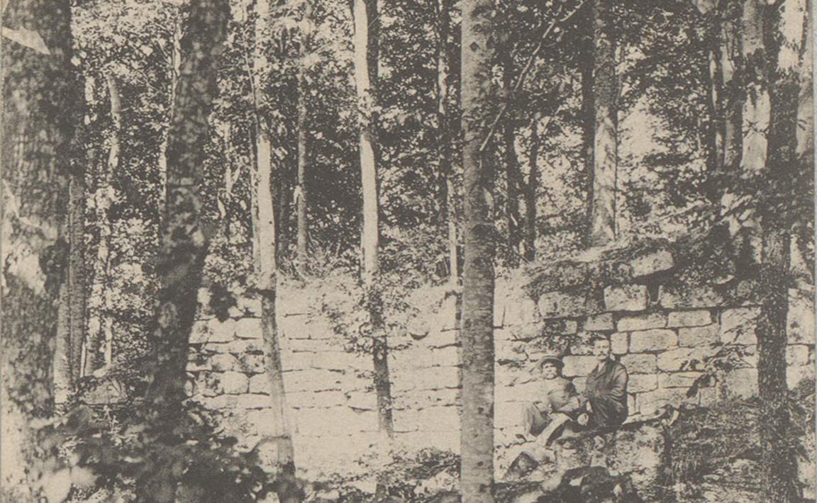Contenu du Le Château des Fées, Plombières-les-Bains