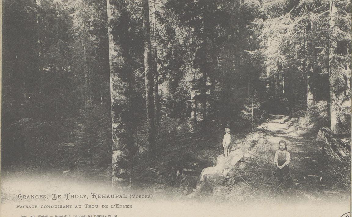 Contenu du Les Dolmens, Le Tholy