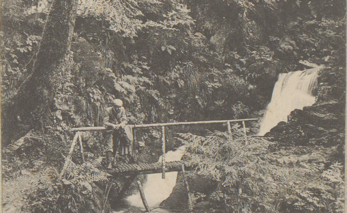 Contenu du Xonrupt-Longemer - La Cascade Charlemagne
