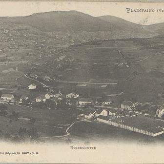 Les vallées textiles des Vosges : la vallée de la Cleurie et la région de …