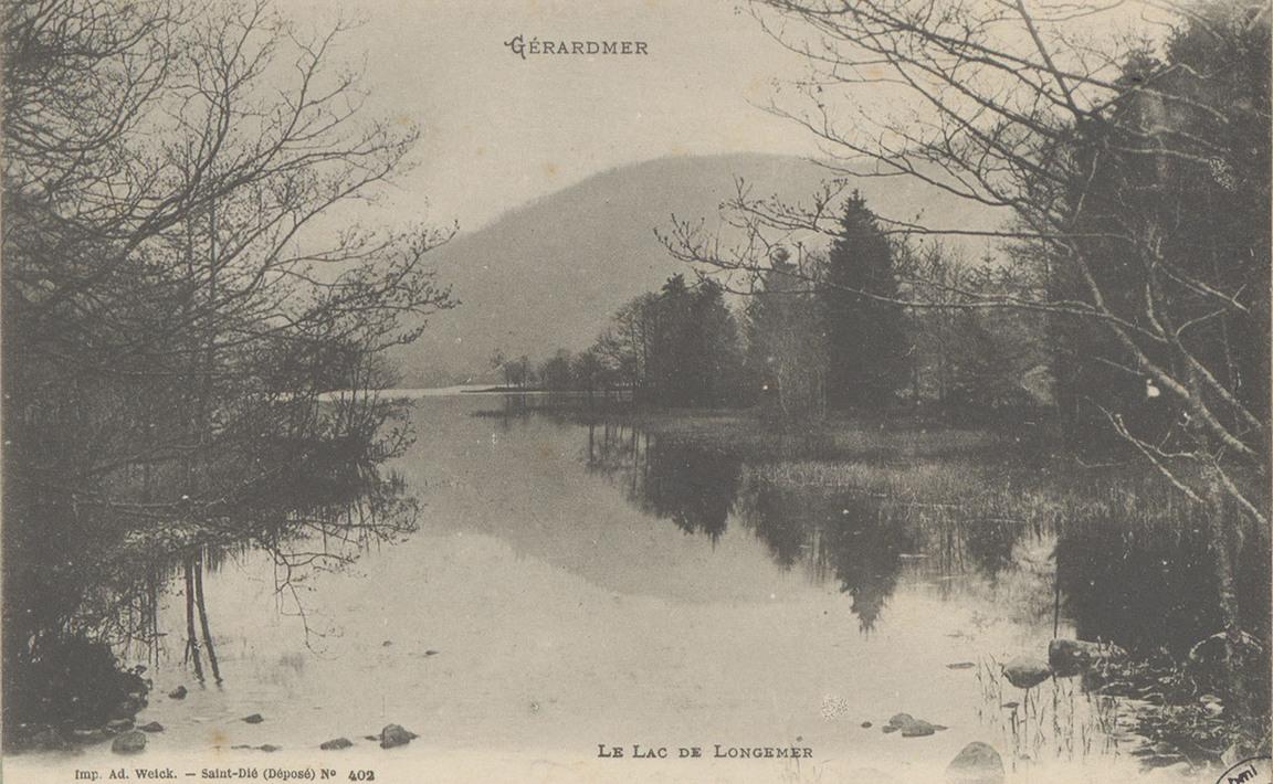 Contenu du La Fée Herqueuche au Lac de Longemer, Gérardmer