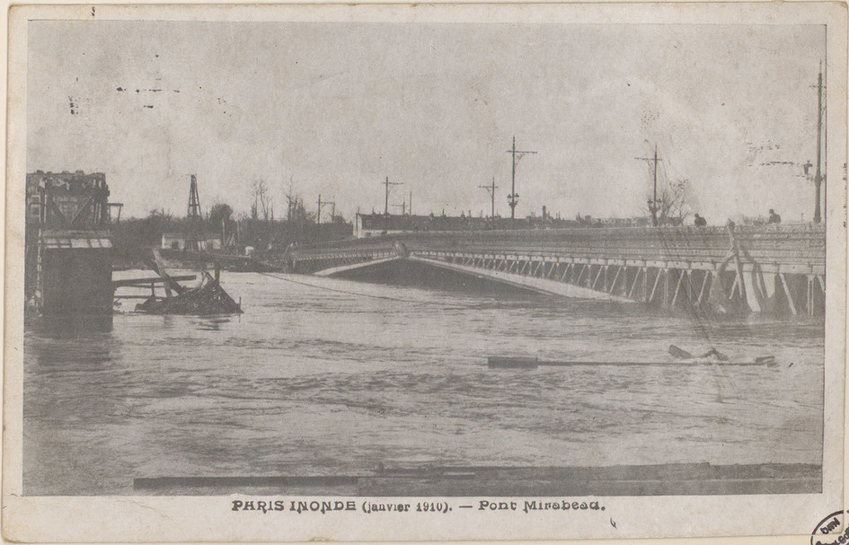 Contenu du « Paris sous l'eau »