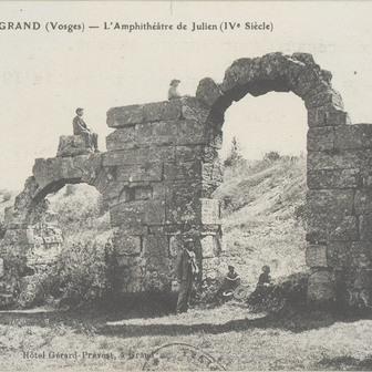 L'attrait secret des ruines : vestiges du passé en Lorraine