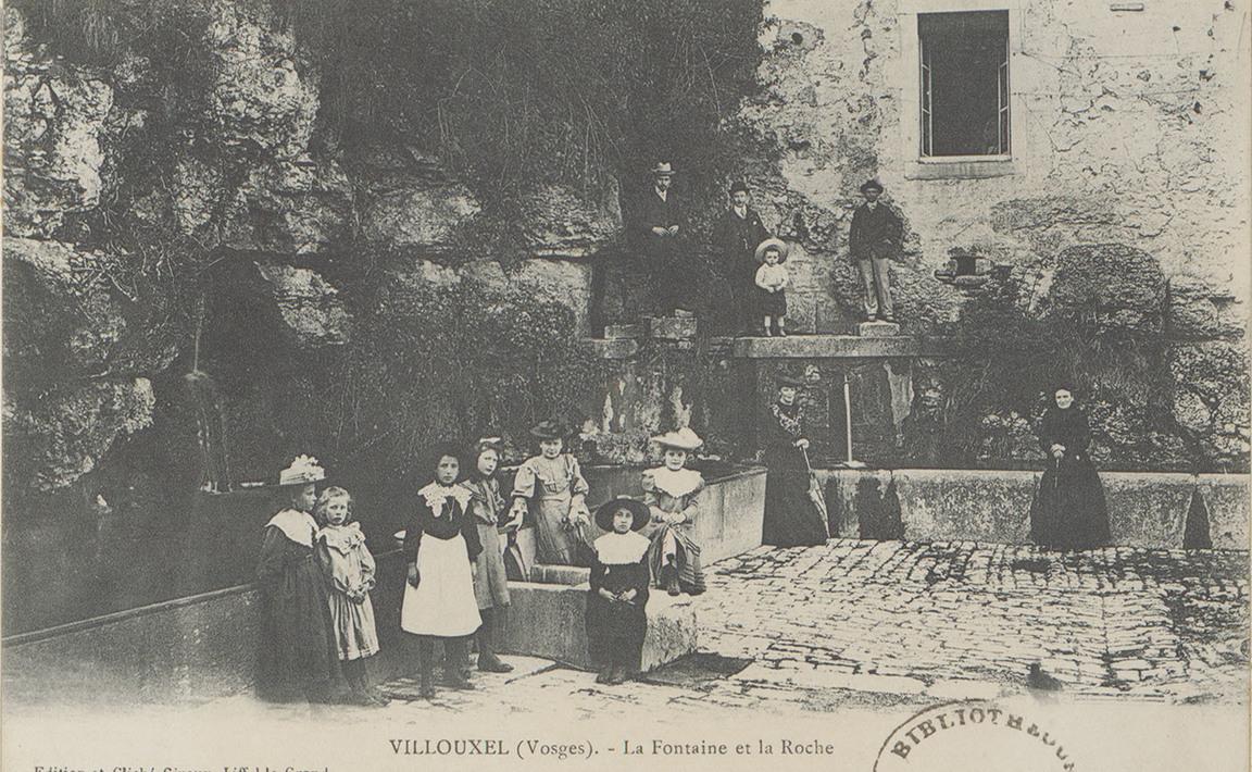 Contenu du Le Village des fées, Villouxel