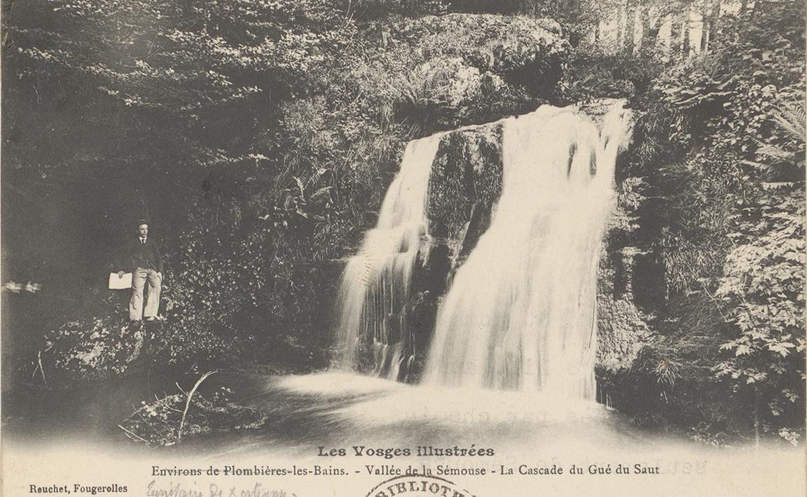 Contenu du Xertigny - La Cascade du Gué du Saut