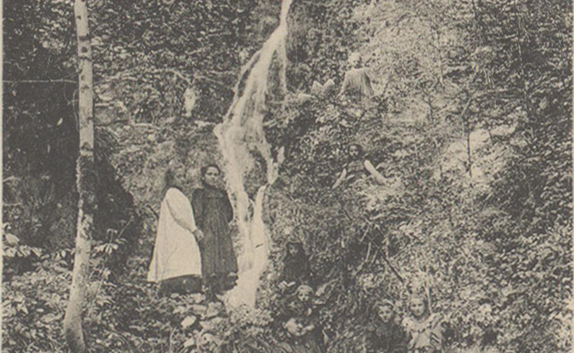 Contenu du Saint-Étienne-lès-Remiremont - La Cascade de Miraumont