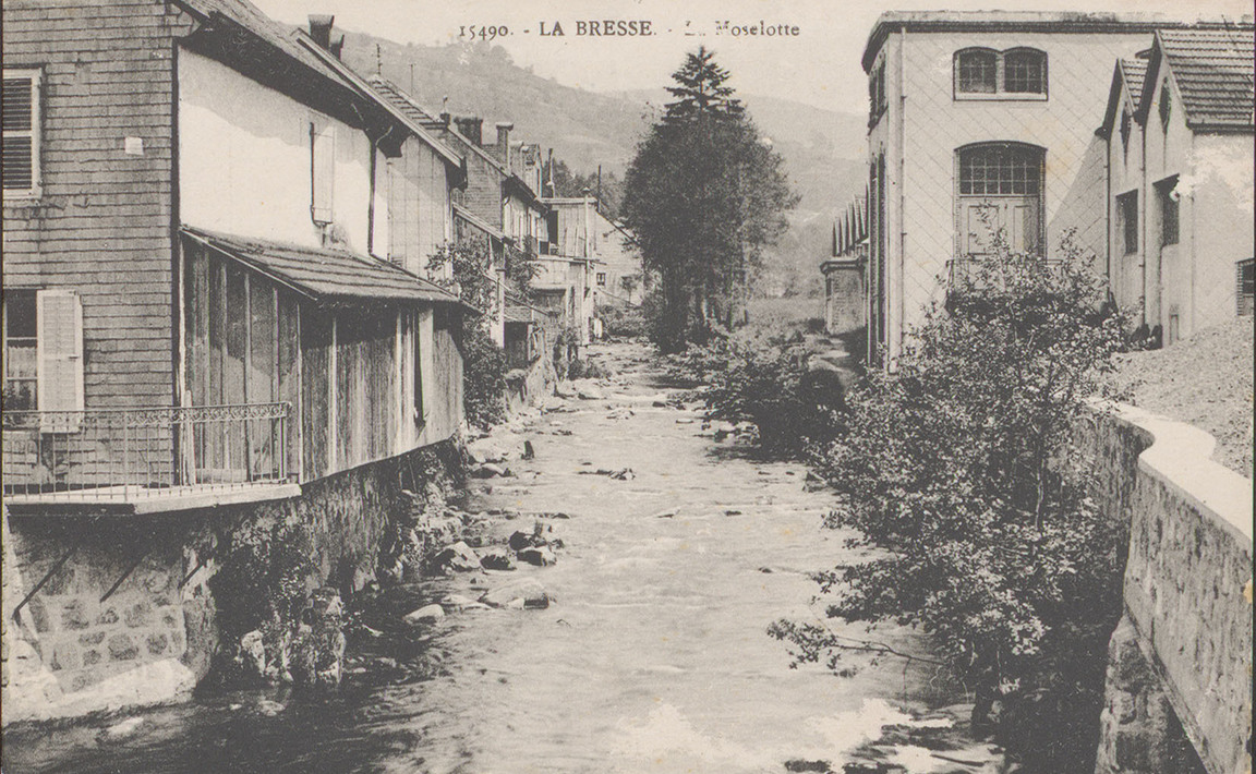 Contenu du La Bresse, La Moselotte