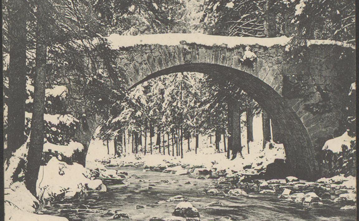 Contenu du Le Pont des Fées, Gérardmer