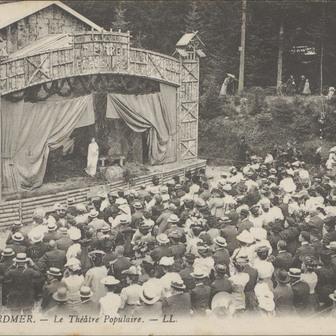 Petits et grands théâtres de Lorraine