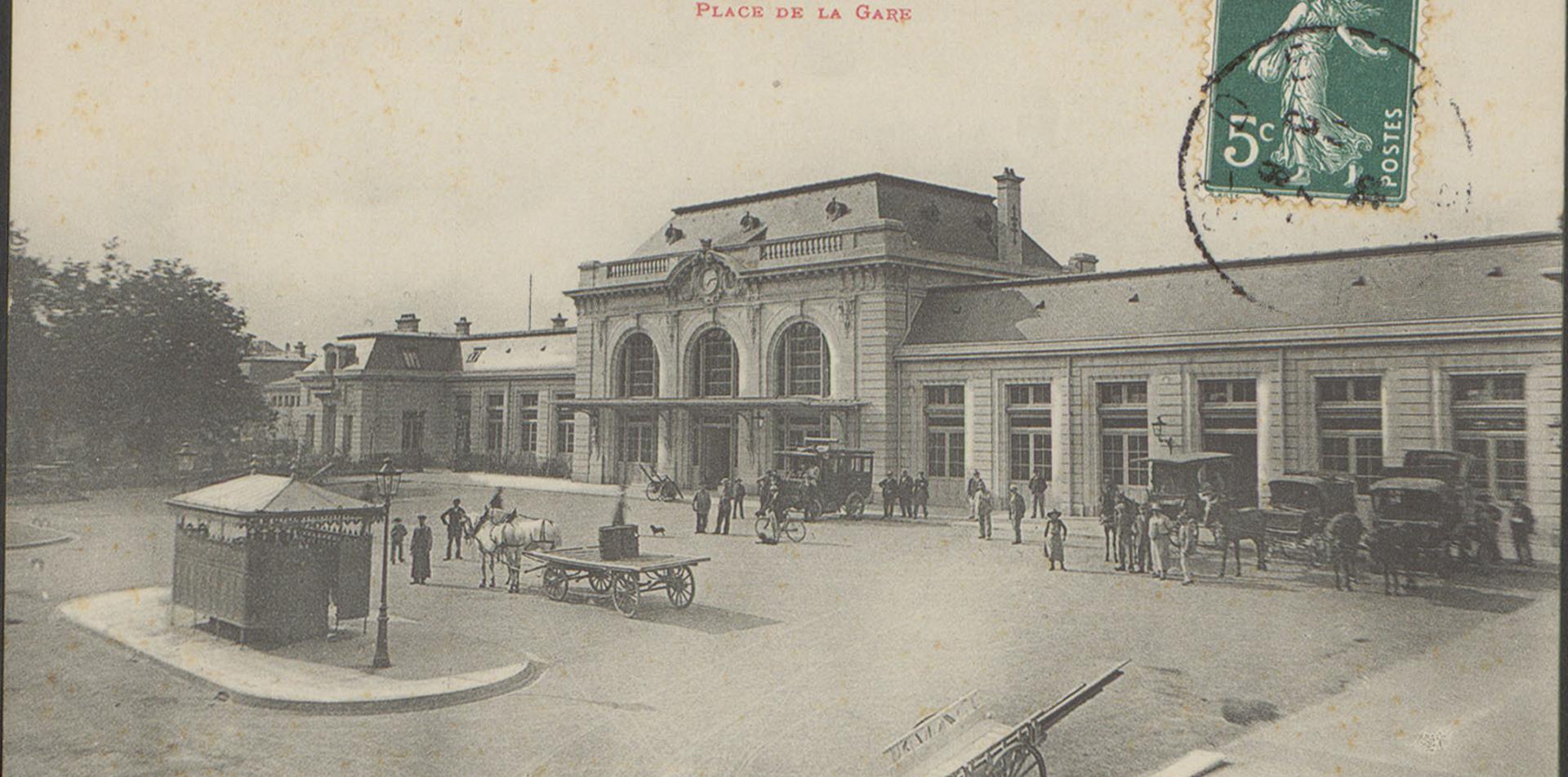 Contenu du Petit voyage en train durant le front populaire