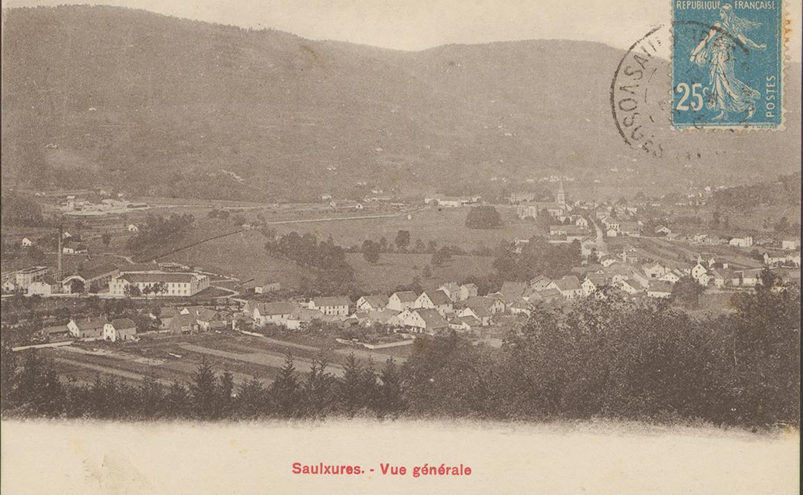 Contenu du Saulxures, Vue générale