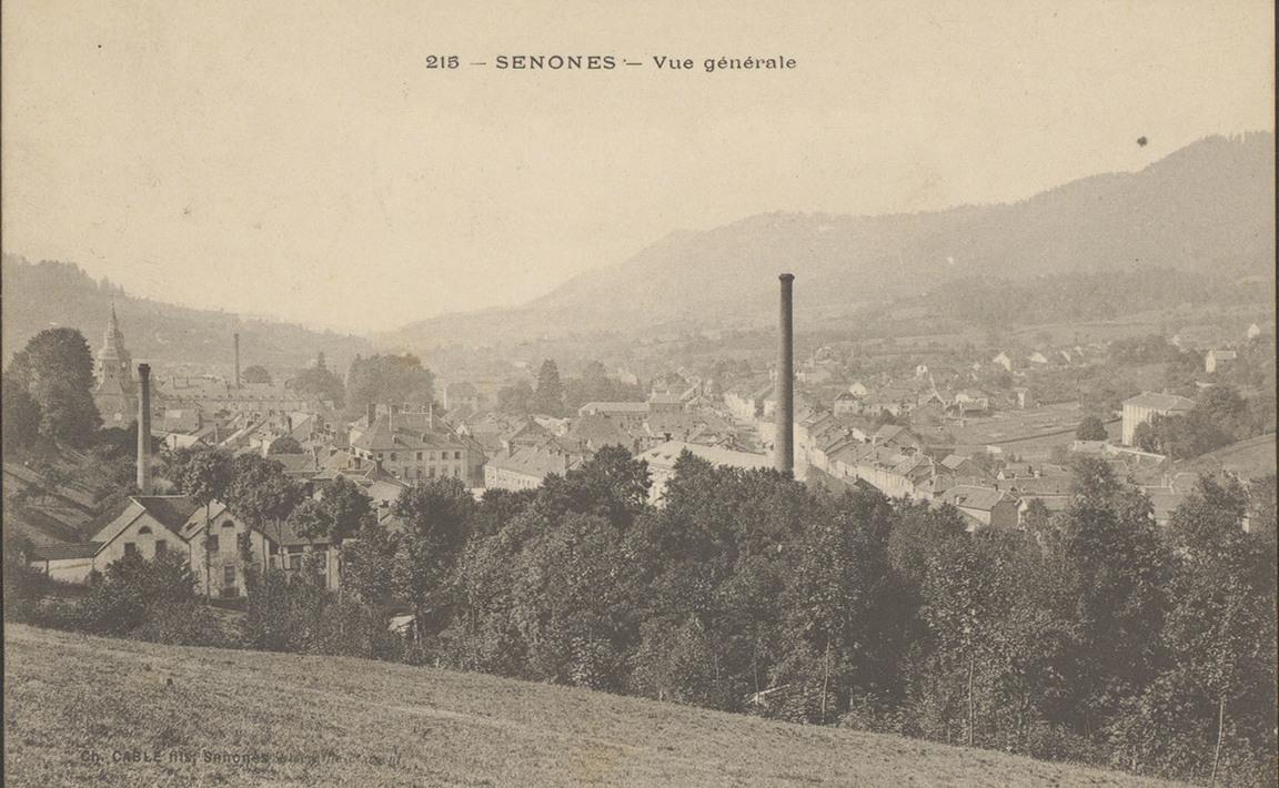 Contenu du Senones, Vue générale