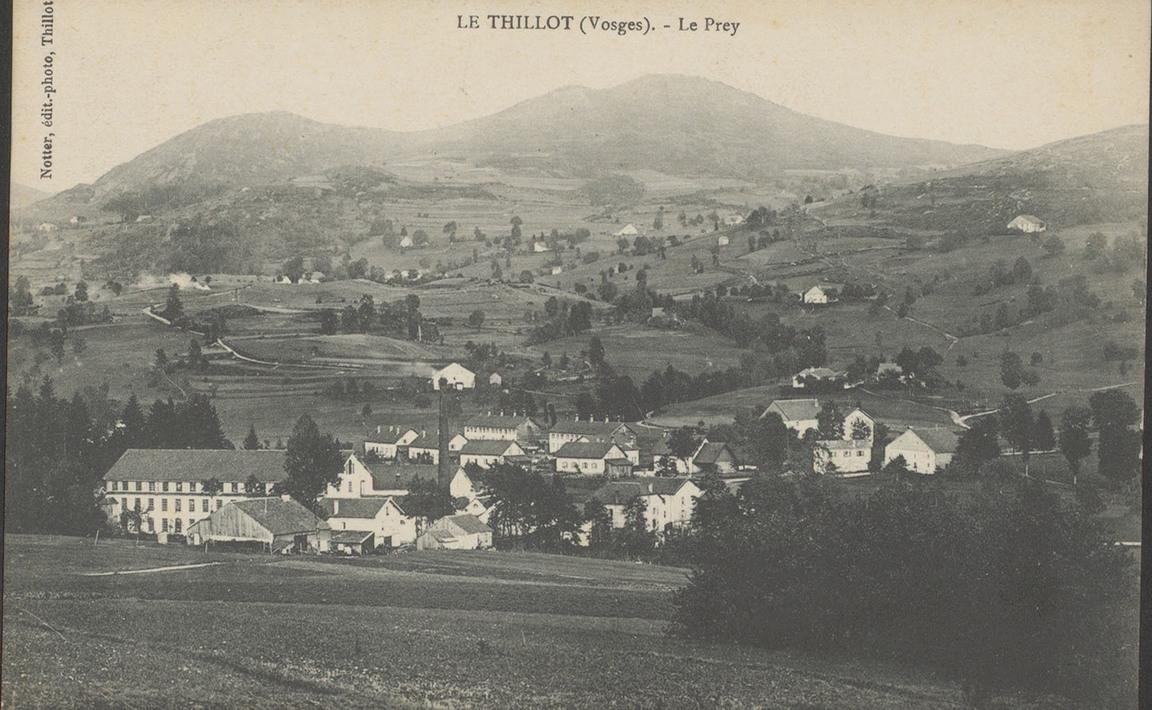 Contenu du Le Thillot (Vosges), Le Prey