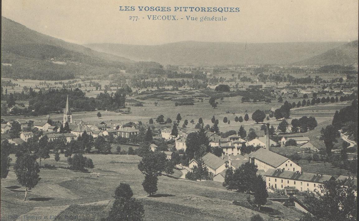 Contenu du Vecoux, Vue générale
