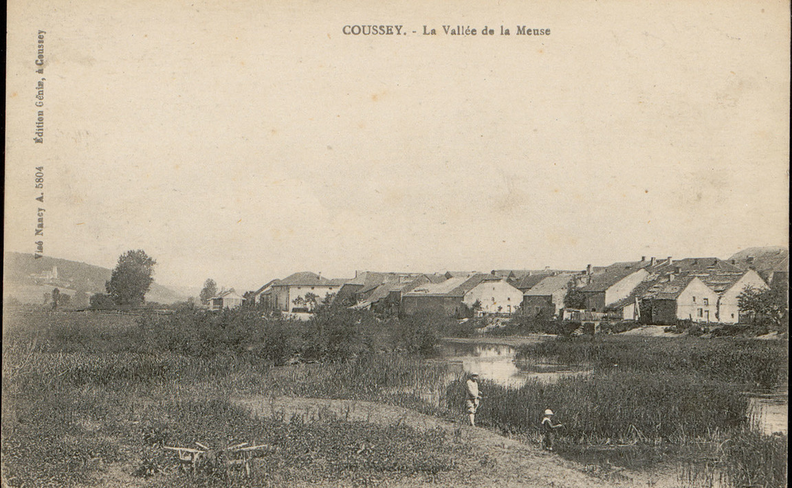 Contenu du Coussey, La Vallée de la Meuse