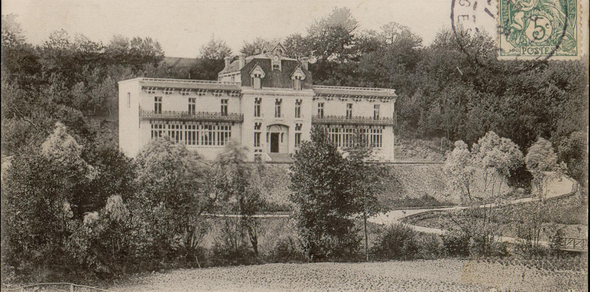 Contenu du Le Sanatorium d'Isches
